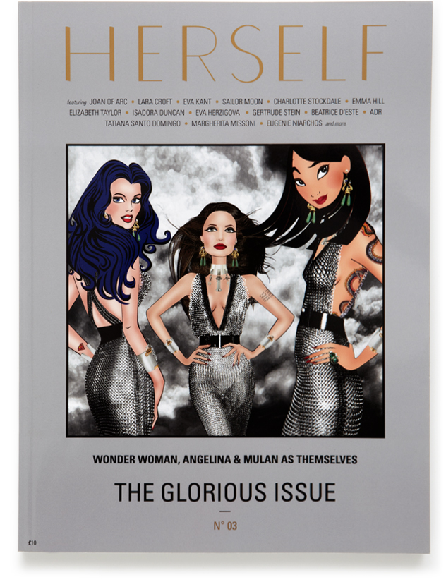 THE GLORIOUS ISSUE — <BR />AUTUMN WINTER 2012 — Nº 03