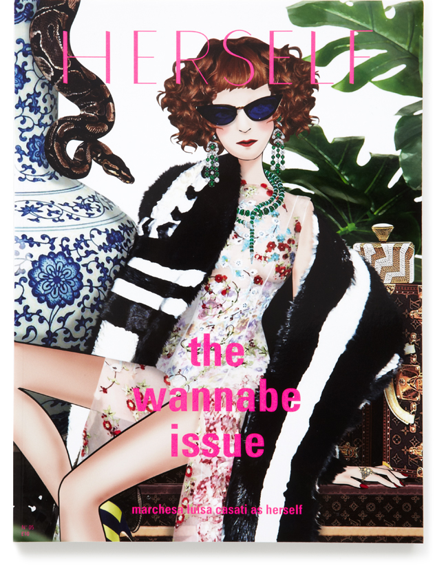 THE WANNABE ISSUE —  <BR />AUTUMN WINTER 2013 — Nº 05