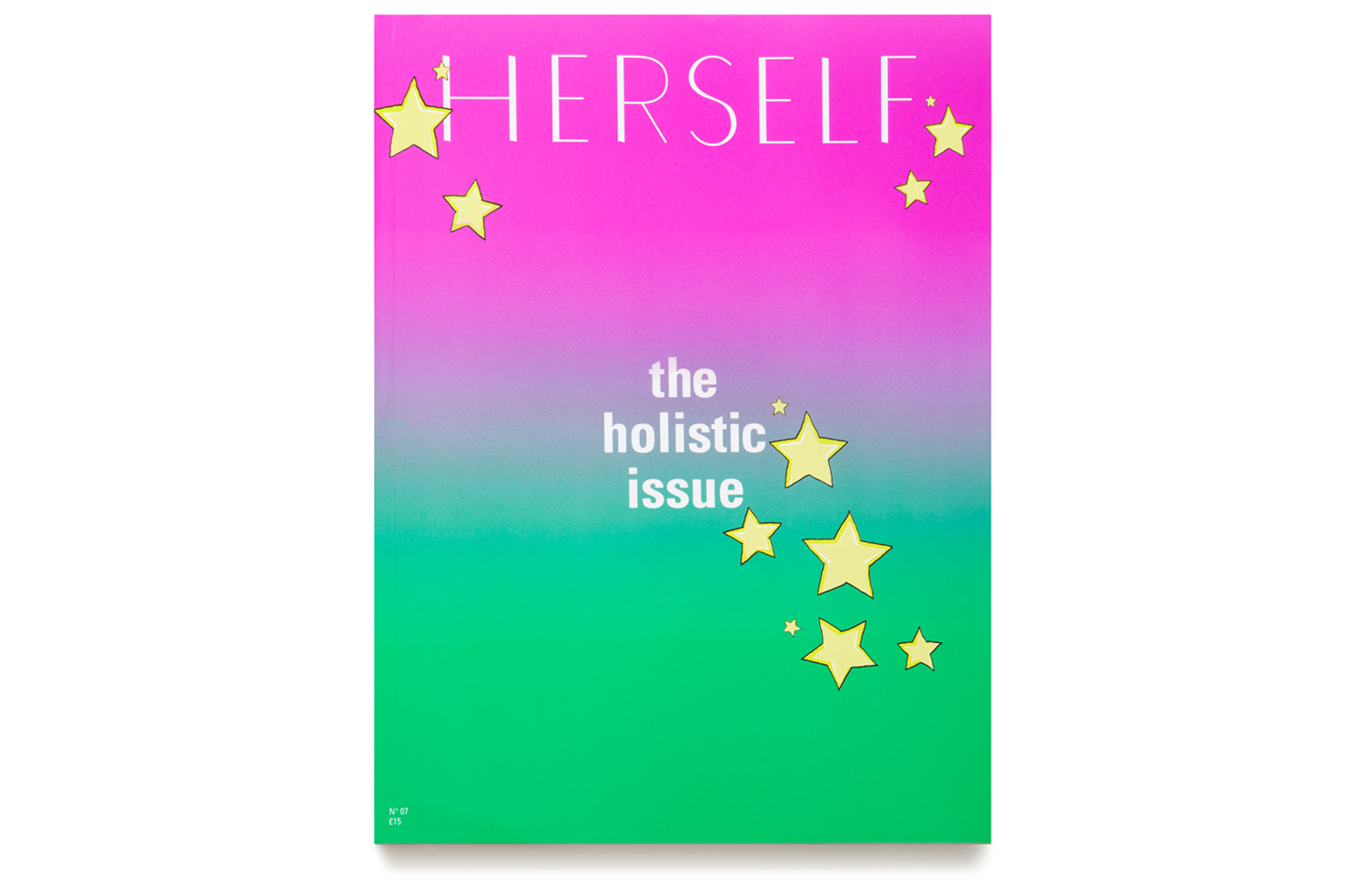 THE HOLISTIC ISSUE — <BR />AUTUMN WINTER 2014 — N° 07